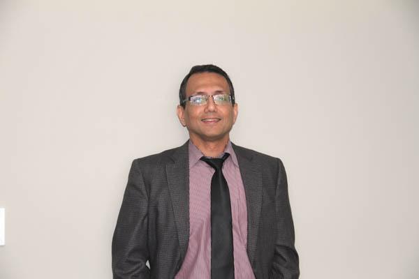 Dr Samit Roy